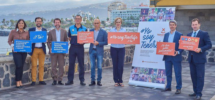 El Ayuntamiento de Puerto de la Cruz se suma a la campaña de sensibilización #YoSoyTenerife