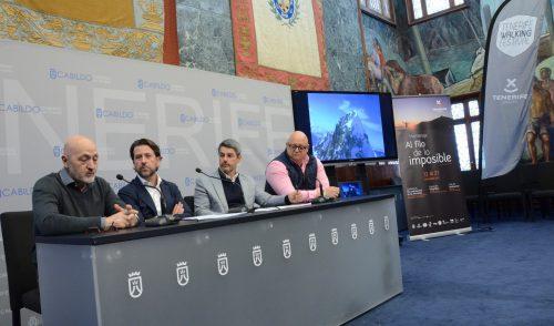 Tenerife brinda homenaje al mítico programa de TVE 'Al filo de lo imposible'