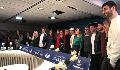 Tenerife acogerá el 15 de marzo la gala de entrega de los XII Premios Cadena Dial