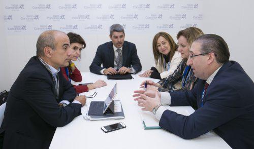 Tenerife confirma en Fitur tres nuevos vuelos directos con Israel, Rusia y Ucrania