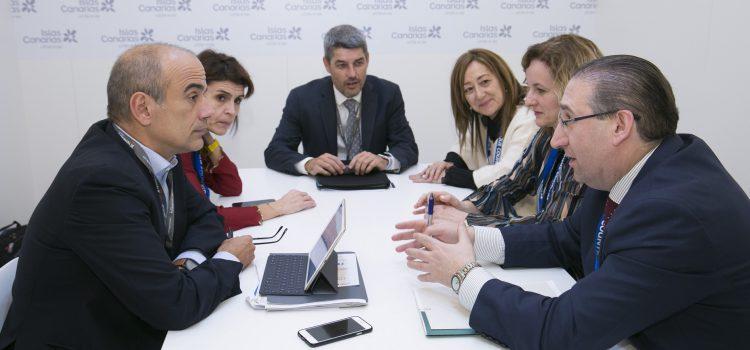 Tenerife confirma en Fitur nuevos vuelos directos con Israel y Rusia