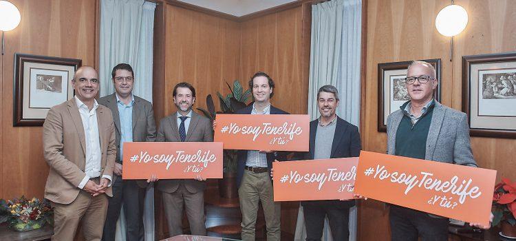 Más de dos millones de botellas llevarán #YosoyTenerife en la edición de Dorada Carnaval