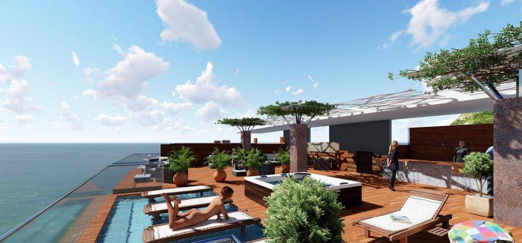 Damos la bienvenida al Atlantic Mirage Suites & Spa