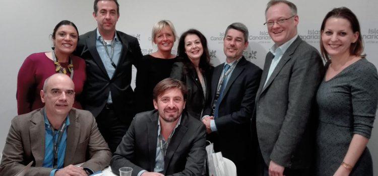 TUI y Jet2 reforzarán con unas 60.000 plazas aéreas la conectividad en verano con la Isla