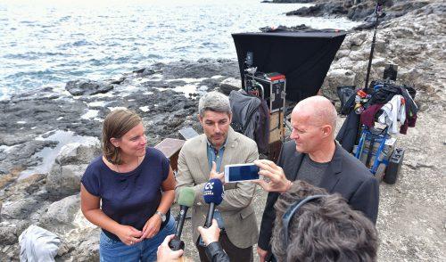 Tenerife acoge el rodaje de la película alemana 'Vacaciones con amigos'