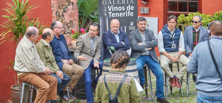 Más 150 profesionales participan en la primera Galería de los Vinos de Tenerife