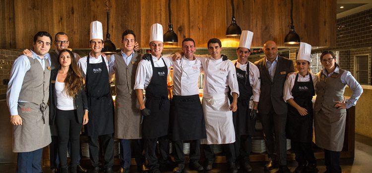 Las Terrazas de Abama presenta en sociedad su nuevo restaurante, el Melvin, con el sello de Berasategui