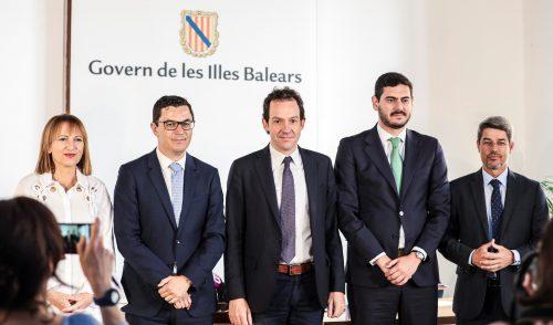 Presentada la nueva conexión de Binter entre Mallorca y Tenerife