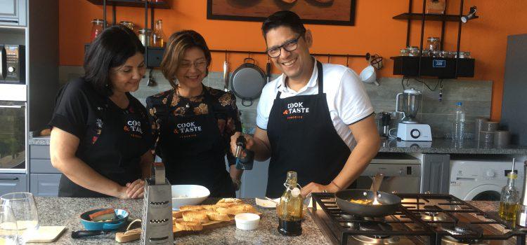 Cook & Taste Tenerife: aprende a cocinar entre amigos