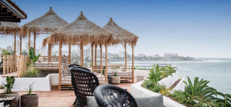El Hotel Jardín Tropical renueva su imagen con estilo étnico subtropical y eleva el nivel de su apuesta gastronómica