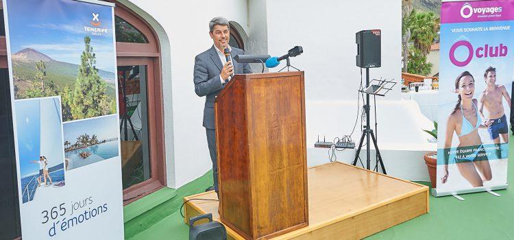 Tenerife intensificará en los próximos meses la promoción turística dirigida al mercado francés