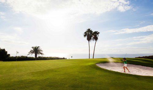 Comienza la XII edición del circuito Tenerife Golf