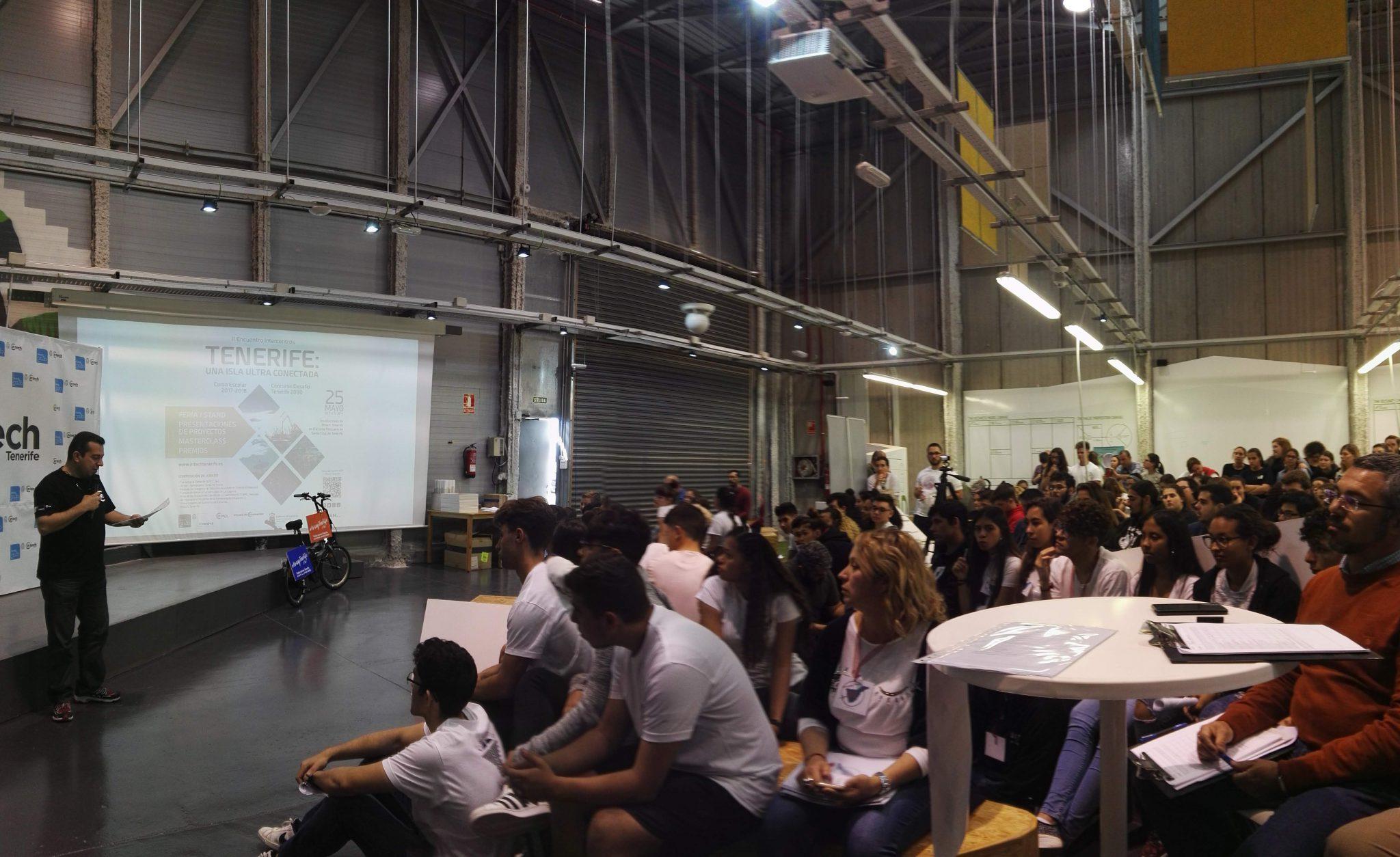 Turismo de tenerife participa en el encuentro 39 tenerife for Oficina de turismo de tenerife