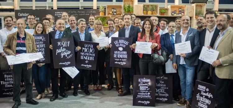 La campaña #YosoyTenerife suma nuevos  embajadores vinculados al sector gastronómico