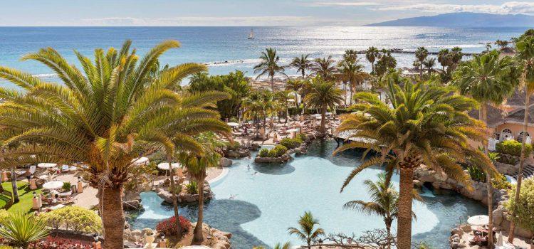 Bahía del Duque, finalista en los Spain Luxury Hotel Awards