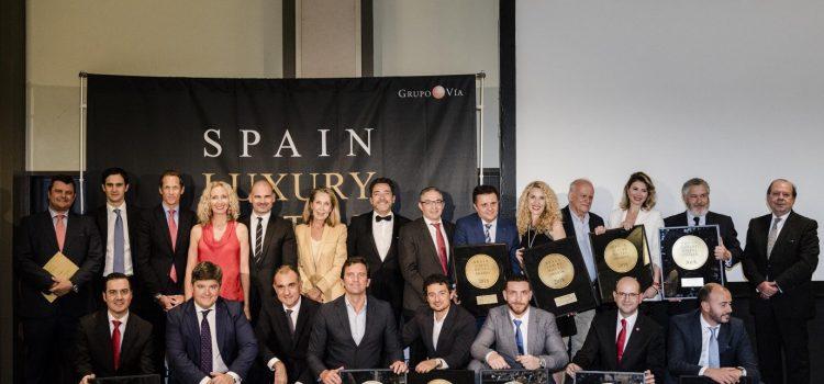 El Hotel Botánico recibe el premio 'Spain Luxury Hotel' en la categoría 'Mejor Hotel de Lujo para el Bienestar'