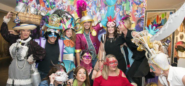 La Isla sumerge en el Carnaval a los agentes de turismo de congresos que participan en el 'Tenerife Experience'