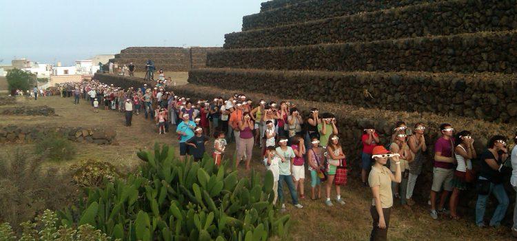 Solsticio de Verano en Pirámides de Güímar