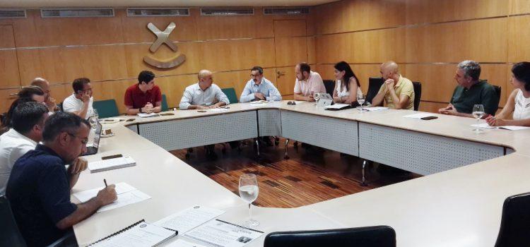 Primera reunión de la Oficina Técnica de Transformación Digital de Tenerife