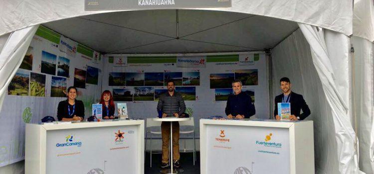 La Isla se promociona como destino de golf en el Nordea Masters de Suecia
