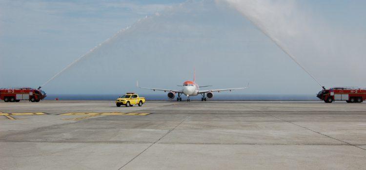 Un nuevo vuelo conectará Niza con Tenerife