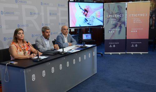 Tenerife se convertirá el próximo 10 de octubre en la capital de la transformación digital en el turismo