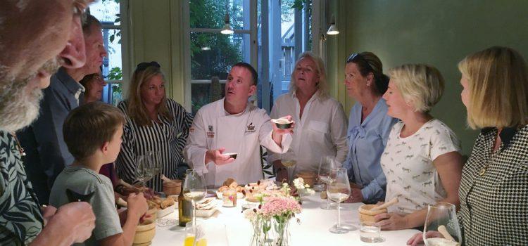 La gastronomía de la Isla se promociona en Suecia