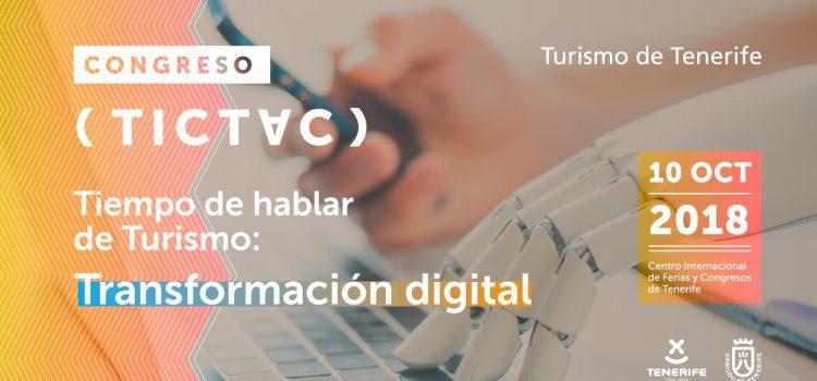 Se abren las inscripciones para el Congreso TICTAC de Transformación Digital