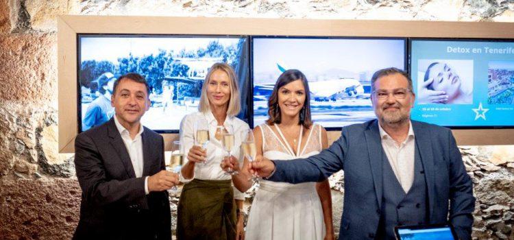 Inauguración de la agencia de viajes de SBtravelmanag