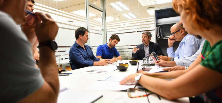 El Cabildo se reúne con la productora de 'Rambo V'  para ultimar los detalles del rodaje en Tenerife