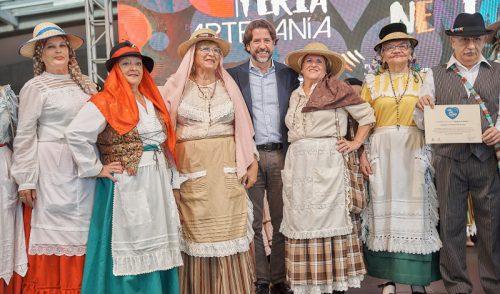 Las agrupaciones folclóricas se suman a la campaña #YosoyTenerife