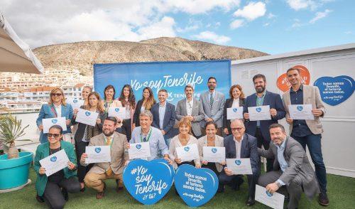 El Cabildo nombra embajadores de #YosoyTenerife  a los responsables de recursos humanos de Gehocan