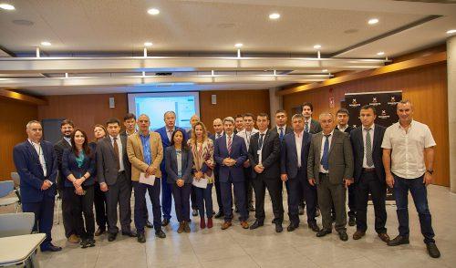 Uzbekistán se interesa por  el modelo turístico de Tenerife