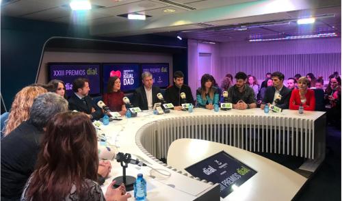 Tenerife acogerá el 14 de marzo la gala de entrega de los XII Premios Cadena Dial