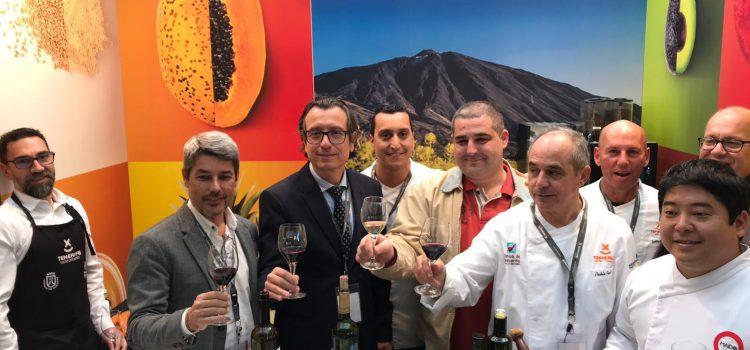 Gran cita con la gastronomía de Tenerife en Madrid Fusión