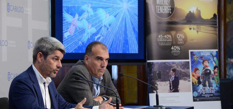 Las producciones audiovisuales dejaron casi 30 millones de euros en Tenerife en 2018