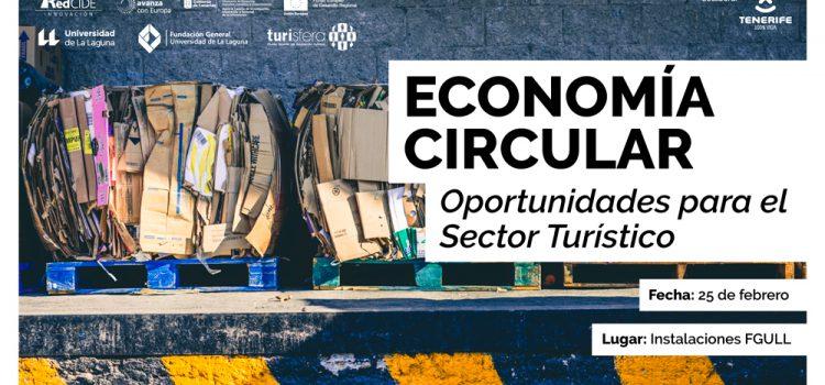 Taller de Economía Circular sobre oportunidades en el sector turístico