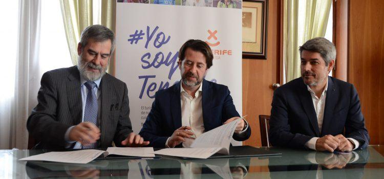 Cepsa se une a la campaña de sensibilización turística #YosoyTenerife