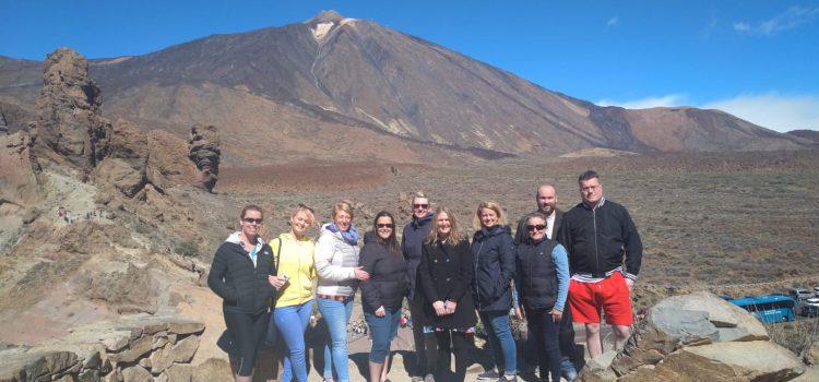 Tenerife se refuerza como destino turístico en Irlanda y Reino Unido