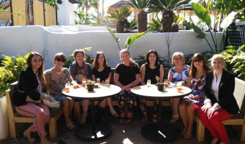 Profesionales del sector turístico británico conocen la oferta más exclusiva de Tenerife