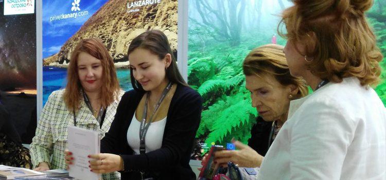 Tenerife muestra los atractivos de  la Isla en la feria turística MITT de Moscú