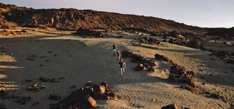 La presentación del equipo de trail running Salomon Iati Team en la Isla llegó a casi un millón de personas
