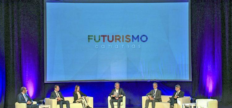 Futurismo celebra su sexta edición en Arona con el debate de los nuevos retos del sector