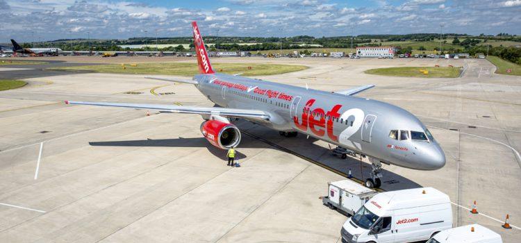 Jet2 amplía el programa de vuelos de Canarias desde el aeropuerto de East Midlands
