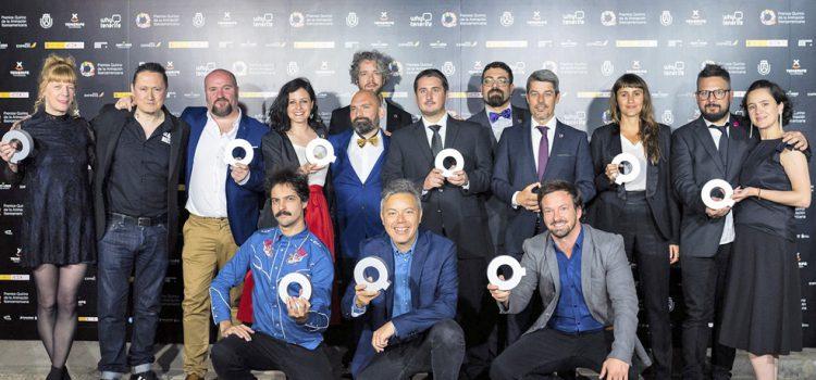 La última edición los Premios Quirino confirma a la Isla como centro de referencia de la animación audiovisual iberoamericana