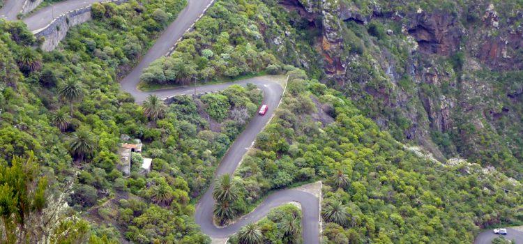 Turismo de Tenerife presenta la estrategia insular de senderos a la Comarca Noroeste de la Isla