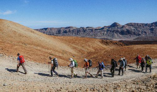 La Isla prepara la quinta edición del Tenerife Walking Festival