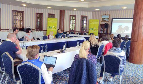 Turismo de Tenerife imparte un seminario sobre la oferta de lujo para agentes de la red más importante de Alemania