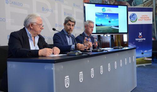 Tenerife acoge el evento profesional de promoción de golf más importante de Europa
