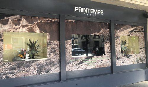 Tenerife lanza una campaña de promoción en  Francia junto con los grandes almacenes Le Printemps
